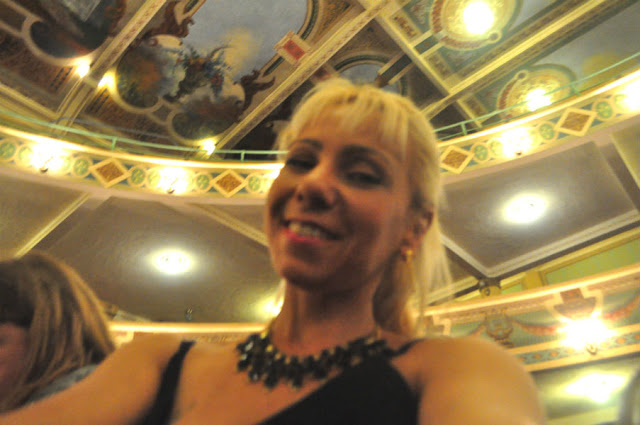 Cine Theatro Central Adriana Calcanhotto