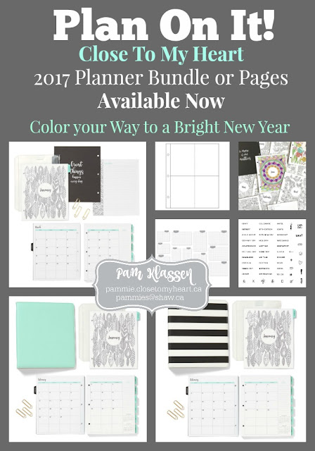 More Information on Planners and Much more