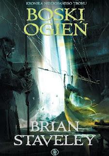 Brian Staveley - Boski ogień