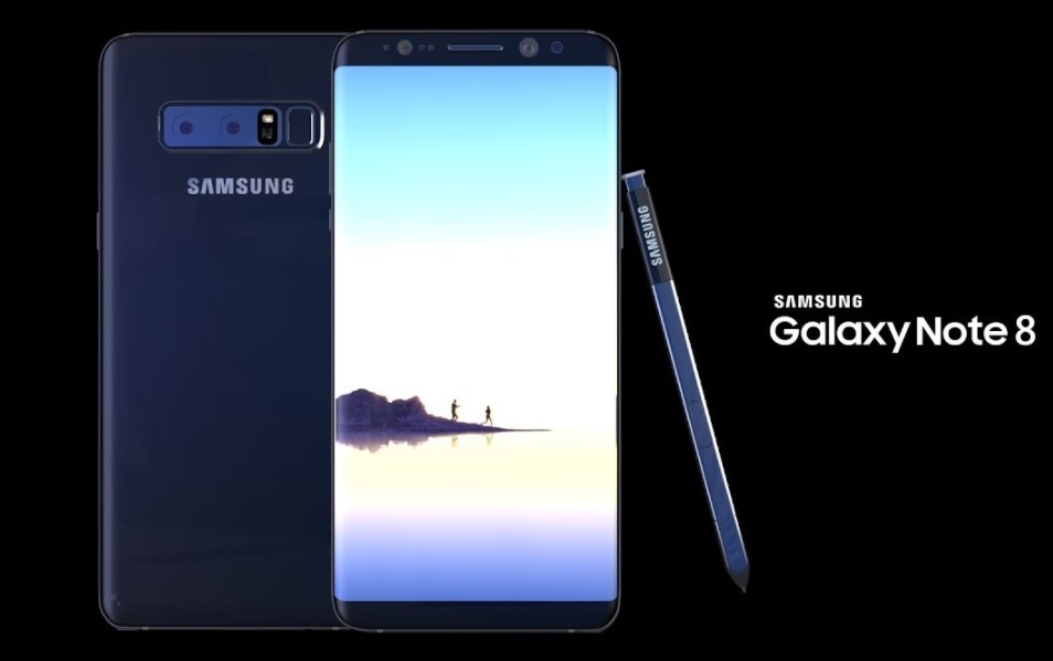 Samsung to Launch Galaxy Note 8