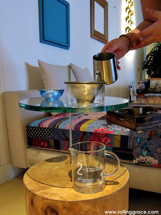 Kinto/Slow-drip Coffee