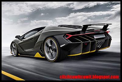 mobil termahal di dunia 2017 Lamborghini Centenario LP 770-4