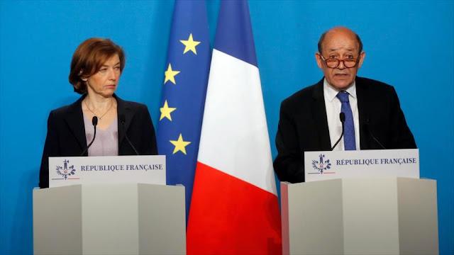 EEUU y Francia: ataque a Siria no iba dirigido contra Rusia