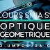 SMIA S2 : Cours d'Optique Géométrique