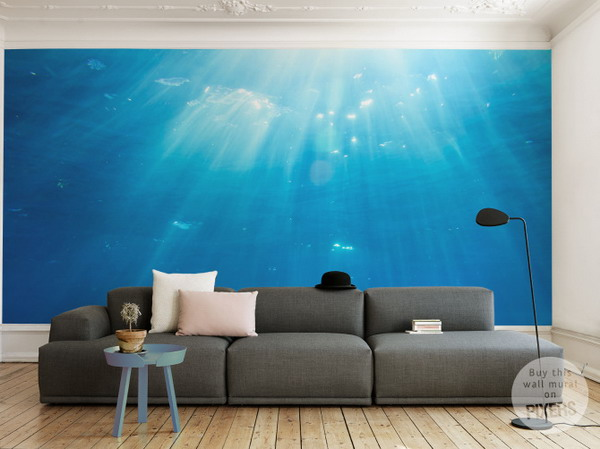 Photo Wall Murals To Decorate Rooms 8