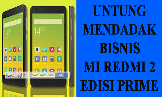 Bisnis Redmi 2 Edisi Prime 4.7 – 16 GB