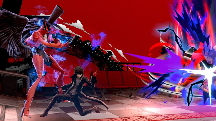 persona 5 dlc joker arsene super smash bros ultimate