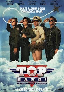 Top Gang!: Ases Muito Loucos - BDRip Dual Áudio