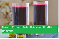 How to Prepare Zobo Drink and Health Benefits