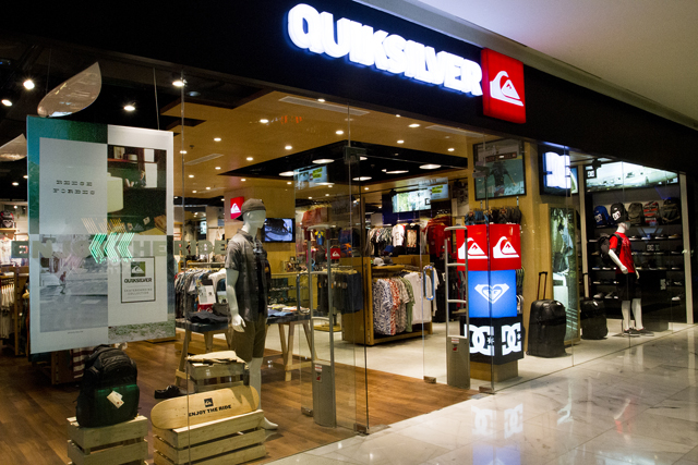 NHBL - New Quiksilver Store Opens in Grand Indonesia