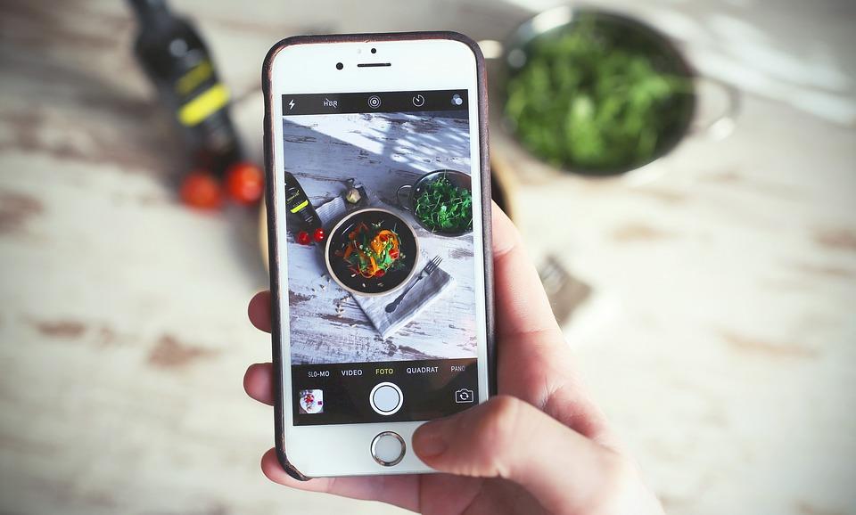 Aplikasi Penunjang untuk Pecinta Food Photography