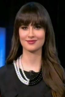 نانسي نور (Nancy Nour)، مذيعة مصرية