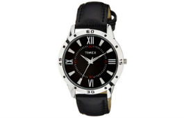 Timex Men Analog Watch Offer Price 490 (Mrp 2495) Flipkart deal by rainingdeal.in