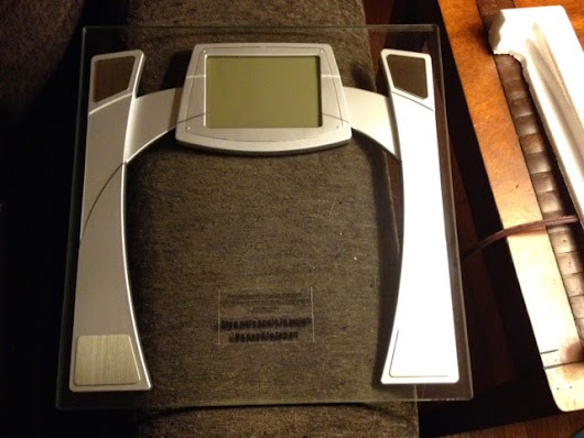 Product Review- EatSmart Precision MaxView Digital Bathroom Scale.