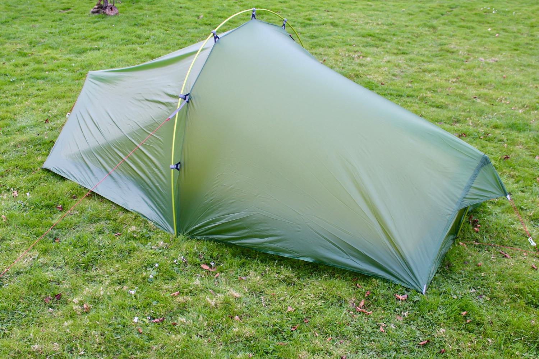 Vaude Power Lizard SUL 1-2 person tent & Review - Vaude Power Lizard SUL 1-2P Touring Tent