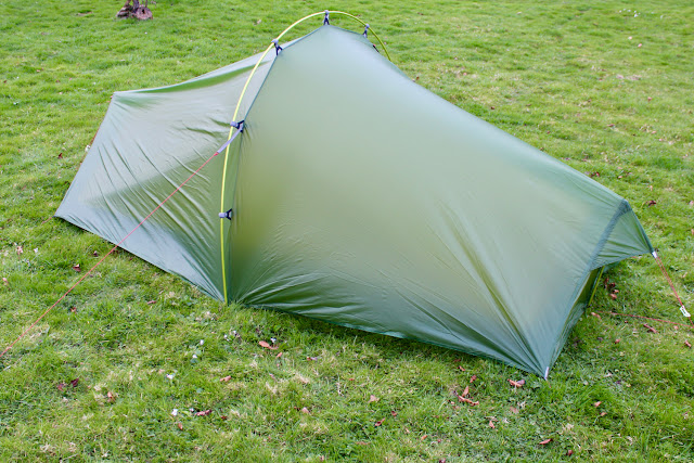 Vaude Power Lizard SUL 1-2 person tent