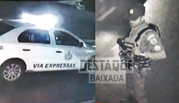 Bandidos se disfarçam de policiais para assaltar depósito da Lojas Americanas, em Seropédica