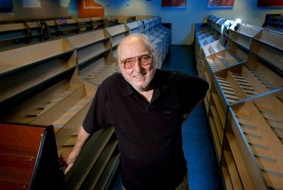 Tower Records founder Russ Solomon has died aged 92