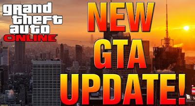 Update GTA V PS3 lengkap versi 1.06 hingga versi 1.27