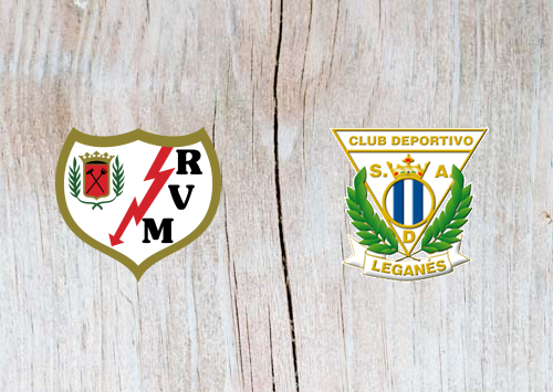 Rayo Vallecano vs Leganes - Highlights 04 December 2018
