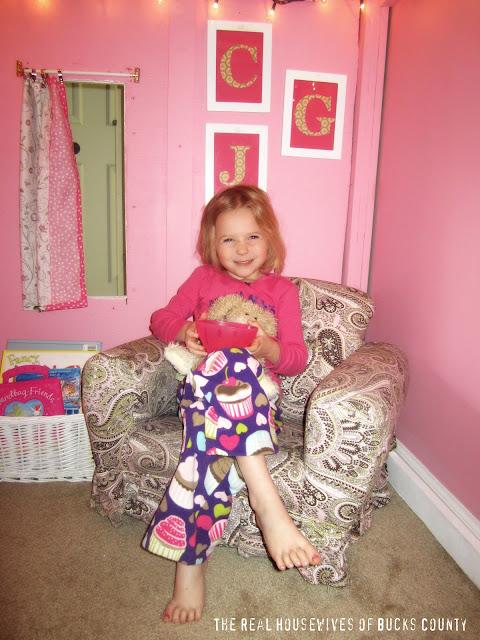 Playhouse Loft Bed Little Girl S Room