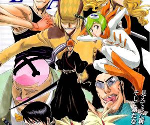 ▷ Descarga Bleach Manga 🥇【Tomo 74/74】 PDF Mega Gratis ✅