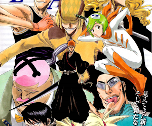 Descarga Bleach Manga (Tomo 74/74) PDF Mega