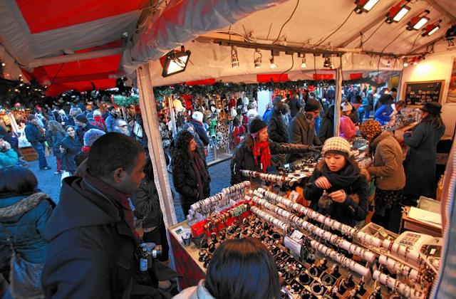 Astoria Market em Nova York