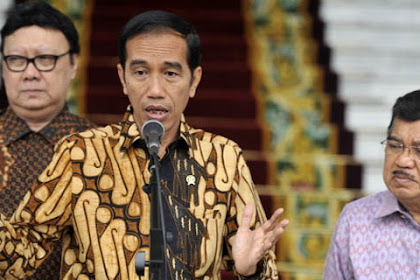 Tak Mau Penuhi Permintaan Ketua KPK, Jokowi Takut Diangket