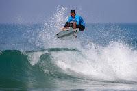 39 Pedro Nogueira BRA Seat Pro Netanya pres by Reef foto WSL Laurent Masurel