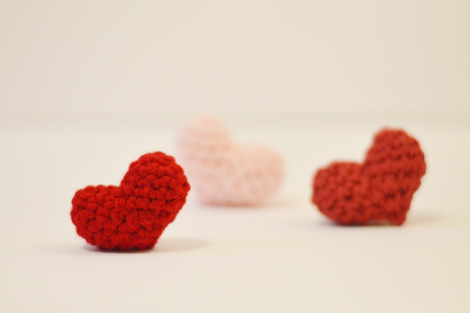 Amigurumi Love Heart Patterns : With alex: how to crochet an amigurumi heart free pattern and video