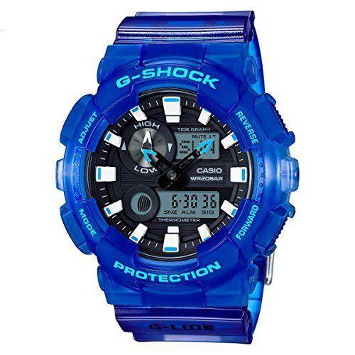 Jam Tangan Casio G-Shock GAX100MSA-2A