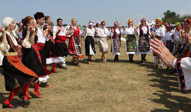 Horó boda bulgaria