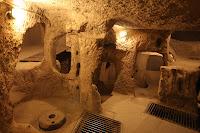 Kaymakli Underground