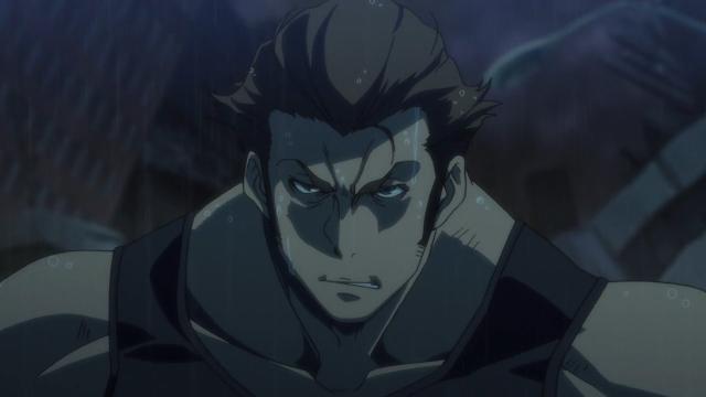 الحلقة الثامنة من Garo - Vanishing Line