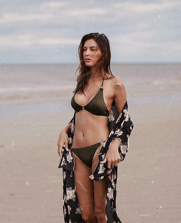 most beautiful bikini model