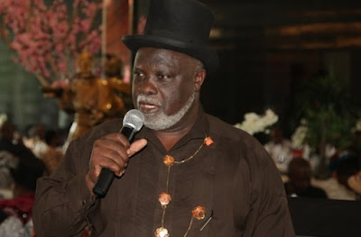 Why we're not supporting Biafra – Ijaw leader, Chief Igbe