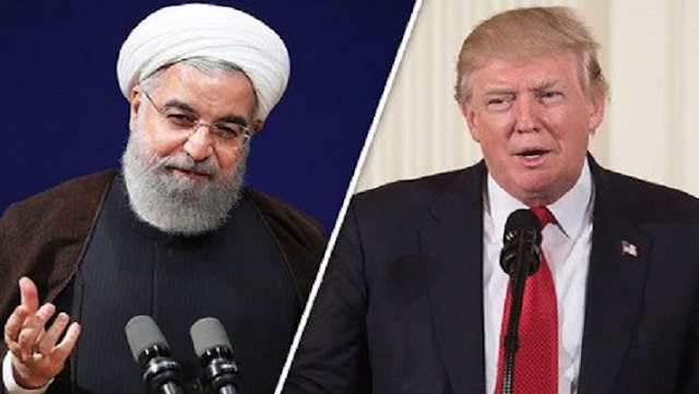 Trump, Rouhani disagreed with talks with Iran