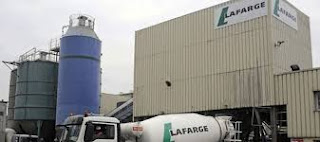 One of Nigeria Industrial goods manufacturer Lafarge Africa Plc has provides a notice to the Nigerian Stock Exchange for its proposed right issue to existing shareholders