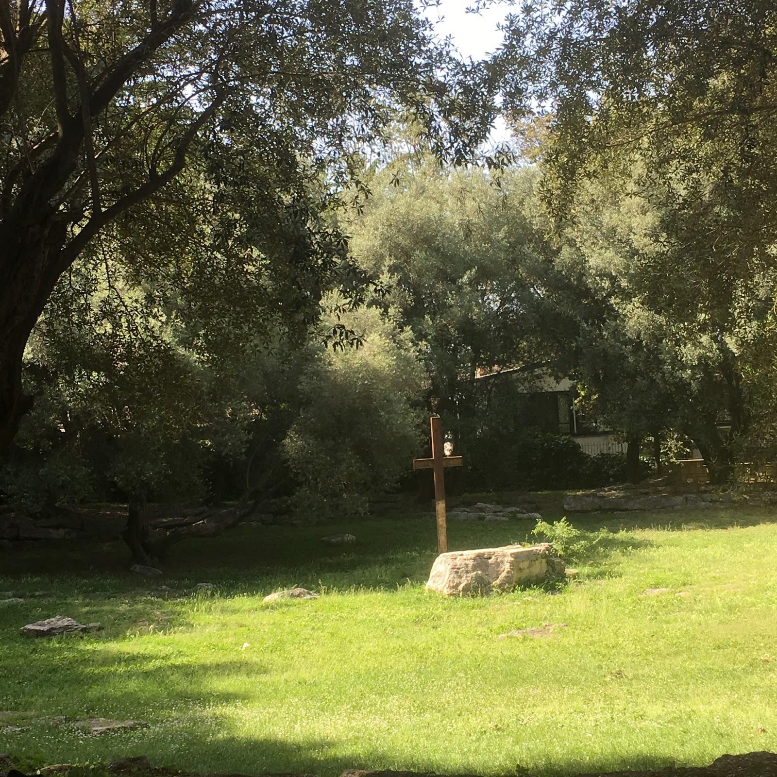 Rerum romanarum giardino degli ulivi for Il giardino degli ulivi monteviale