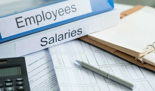 How to calculate monthly salary from pay scale and pay band e g 5200