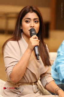 Shriya Saran Nandamuri Balakrishna at Gautamiputra Satakarni Team Press Meet Stills  0053.JPG