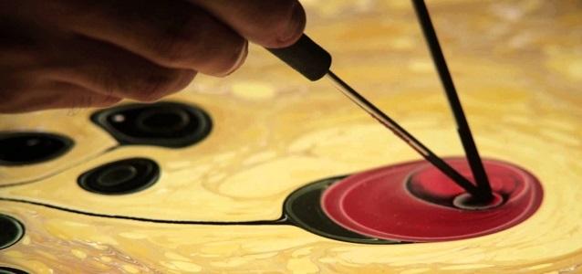 Ebru Sanatı Hobisi