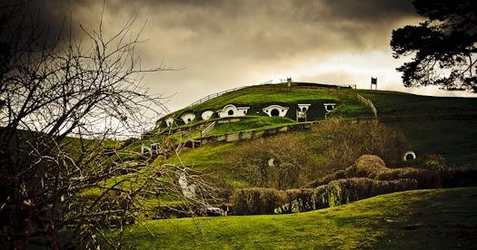 Strzelanina W Nowej Zelandii Film Image: Blog&Website: Na Szlaku Hobbita W Nowej