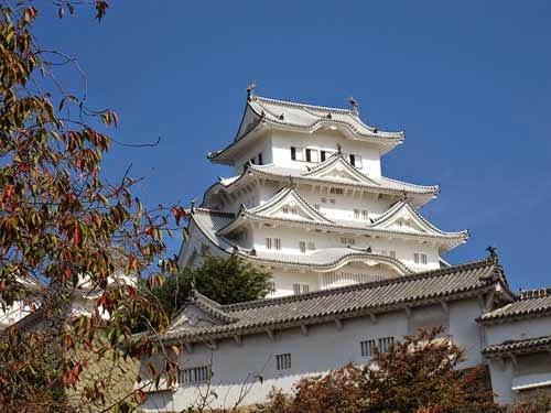 Himeji Castle, Hyogo Prefecture, Japan