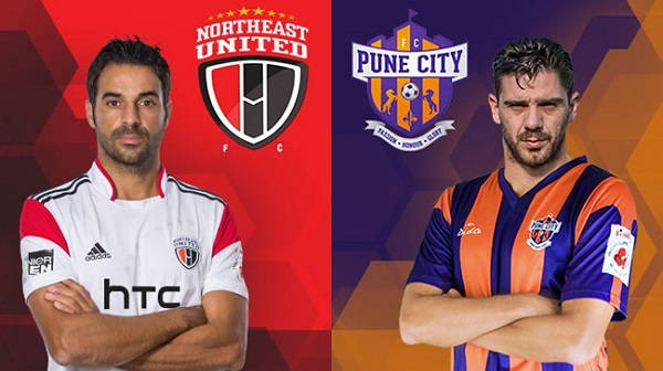 FC Pune City vs NorthEast United FC