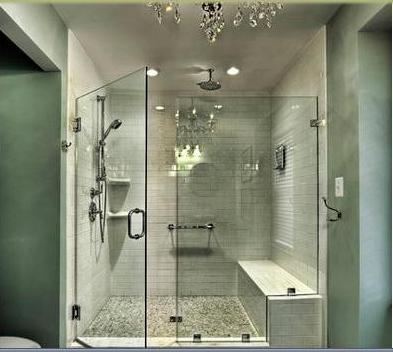 Ba os modernos cuartos de ba o peque os for Fotos de cuartos de bano pequenos