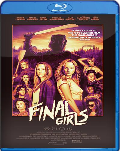 The Final Girls [BD25] [2015] [Latino]