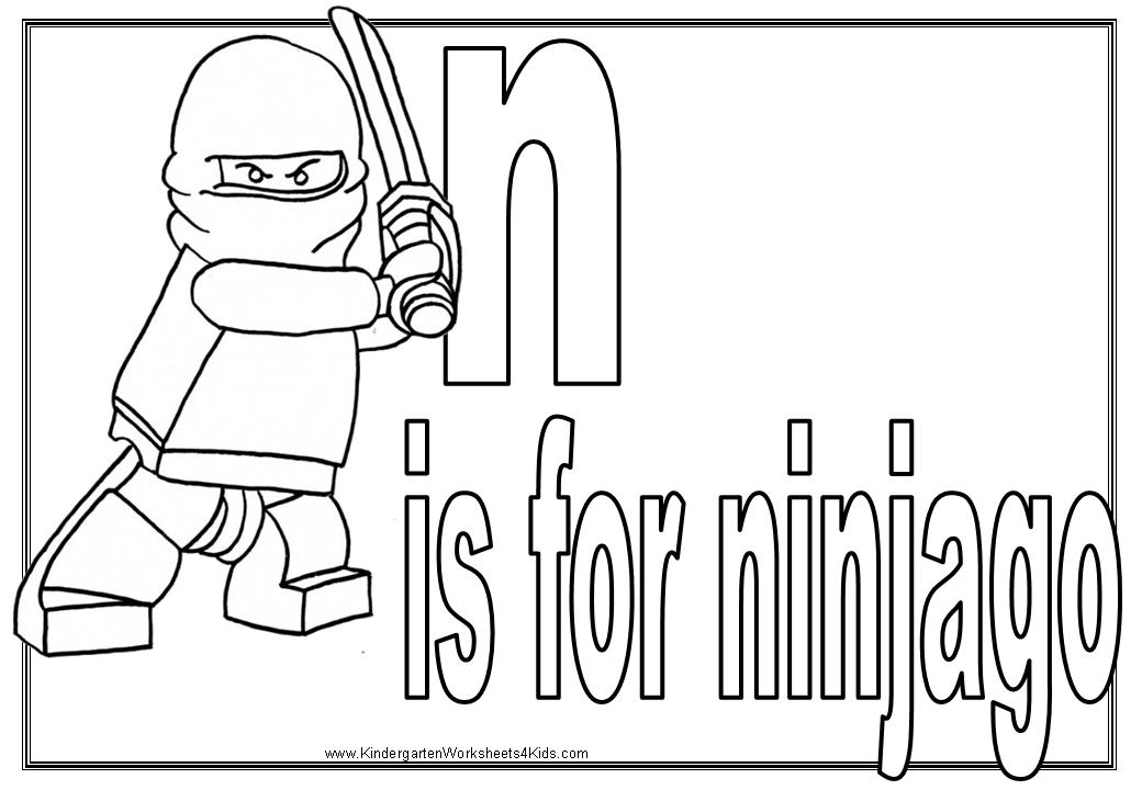 Cole Lego Ninjago Colouring Pages | Fantasy Coloring Pages