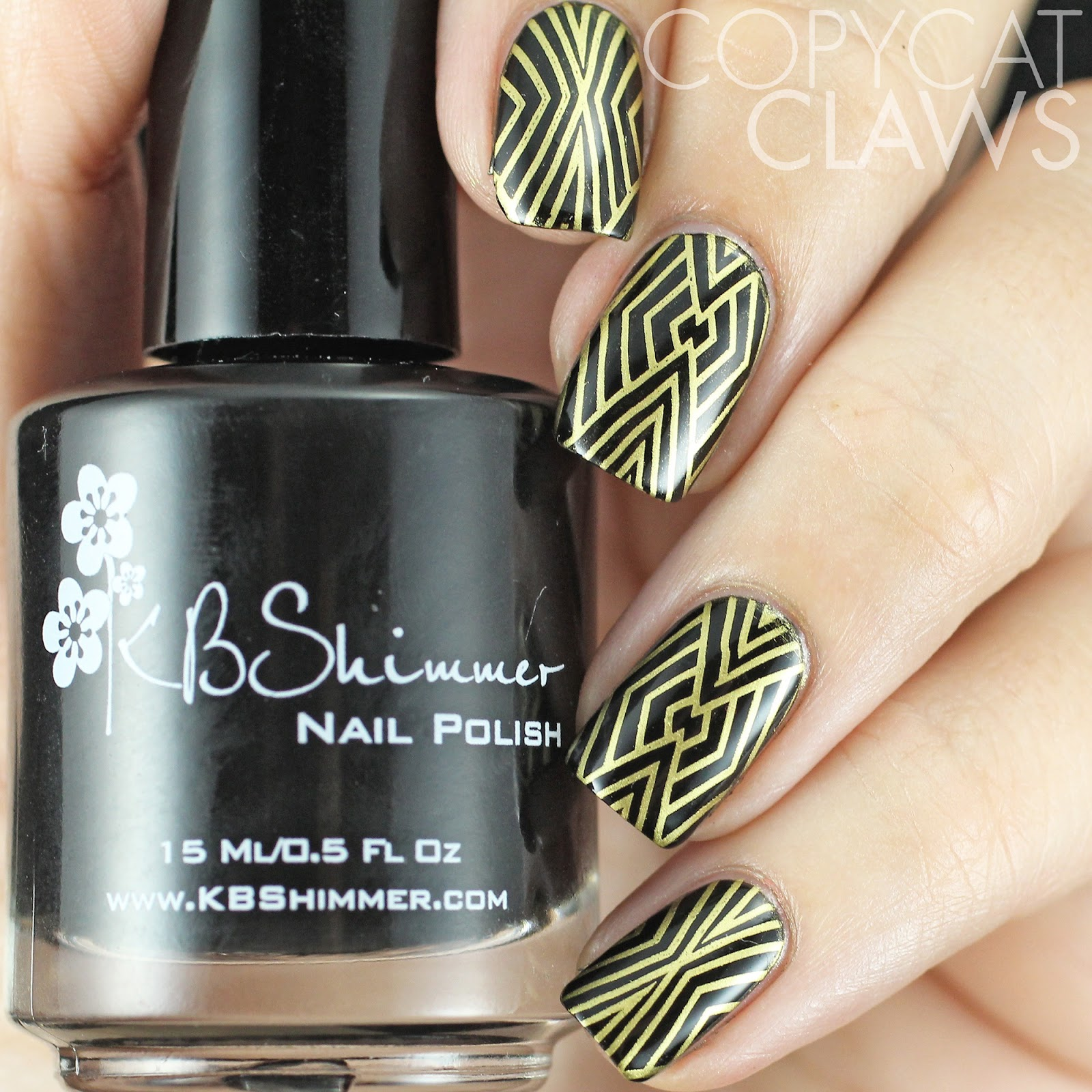 Copycat Claws: It Girl Nail Art Stamping